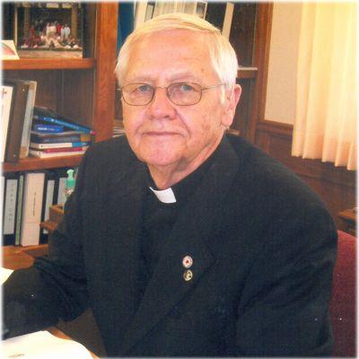 Rev. Dr. Gary M. Arp's Image