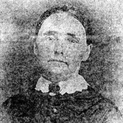 Abigail Mariamna Willey Tuttle