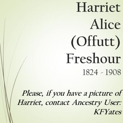Harriet  Alice Offutt