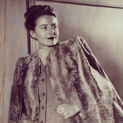 Elisabeth 'Betty'  Newbanks Grant's Image