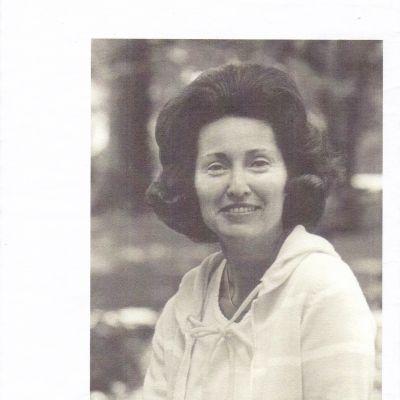 Betty  Louise Merriam Ward's Image