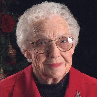 Dorothy Evelyn Camerer's Image