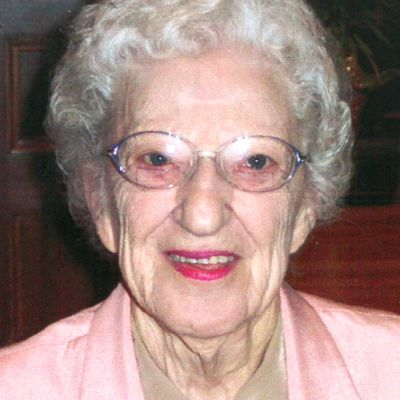 Bessie Evelyn Crook