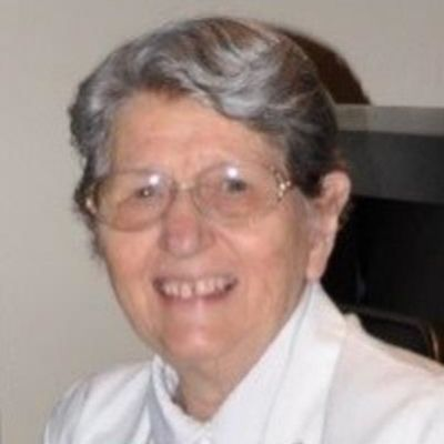 Sister Mary Juliane   Kuntscher, I.W.B.S's Image