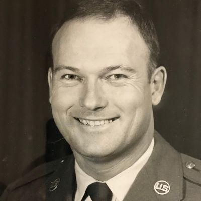 Retired SMSGT. Carl Lee  Jarrard, Sr.'s Image