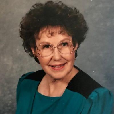 Edna Burris Helms's Image