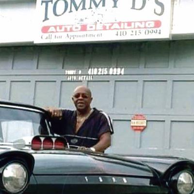 "Thomas B. ""TD""  Dent's Image"