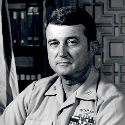 Captain Ace Charles Driver, Jr., USN retired's Image
