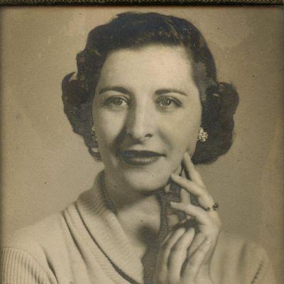 Geraldine Marie Bordovsky Haiduk Albrecht's Image