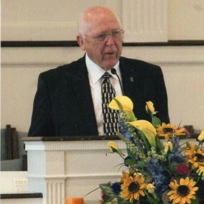 Rev. Guy M. Milam's Image
