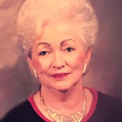 Thelma Joyce Napier's Image