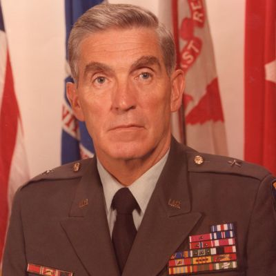 Brigadier General Floyd C. Adams, Jr.'s Image
