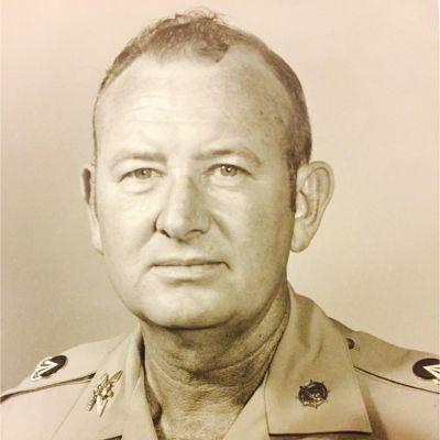 Colonel Clinton M. Hanks's Image