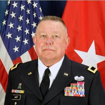Bg. General William Mark Hart's Image