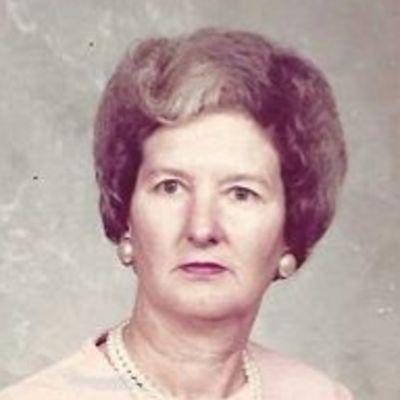 Helen Mae Mahon Hall's Image