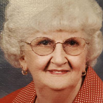 Geraldine  Reams Self's Image