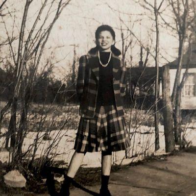 Dr. Doris H.  Allen's Image