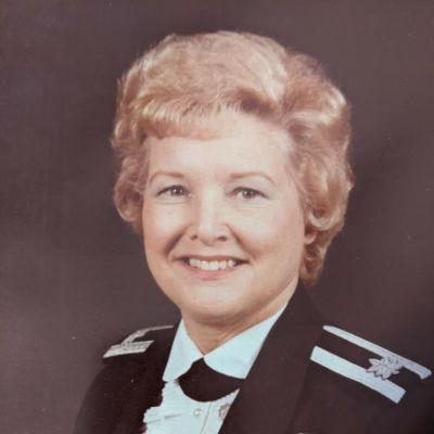 Lt.Col Ann P. Couslin (USAF) Retired's Image
