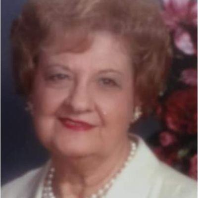 Marjorie Rose Horne's Image