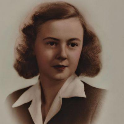 """Alice """"Betty""""  Halpine's Image"""