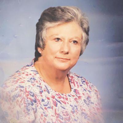 Betty Jean Cox  Thornton's Image