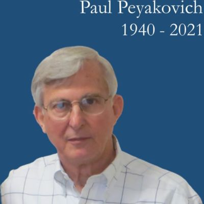 Paul S. Peyakovich's Image