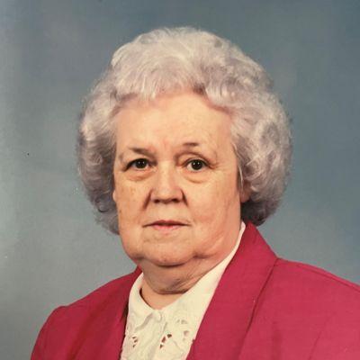 Hilda Aileene Thomas's Image