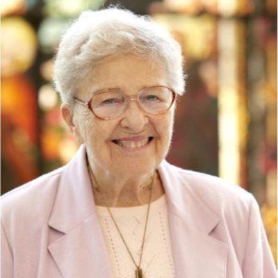 Sister Mary Theresa  McFadden, SNDdeN's Image