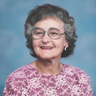 Patricia Velma Coffey