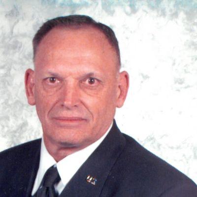 Senior Master Sergeant Retired David Ray Strickland's Image