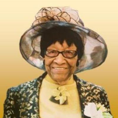 Janet Hazel Johns Moore
