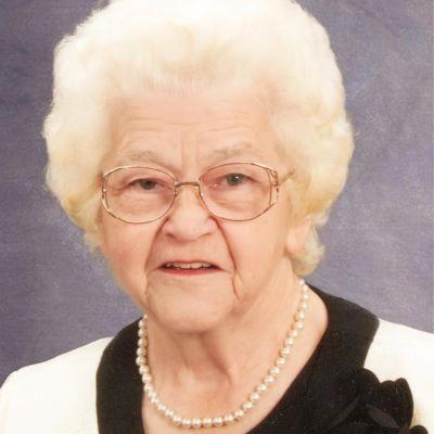 Vivian Marie (Rogers) Webb's Image