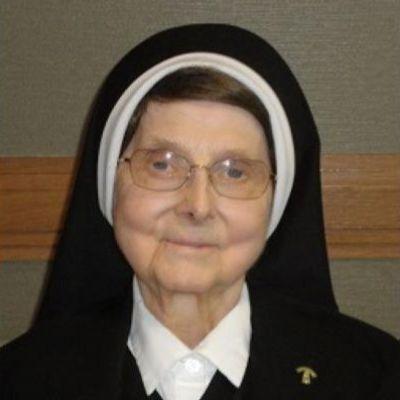 Sister Mary Telephore Wozniak, FSSJ.