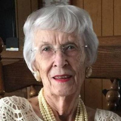 """Patsy """"Pat"""" Ruth Gaston Robbins's Image"""