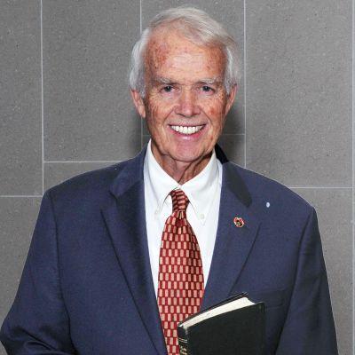 Rev. Dr. H. Eddie Fox's Image