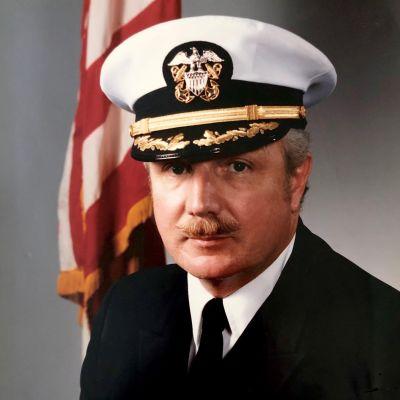 Harry P. Mann, Captain, USN Retired's Image