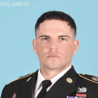 Staff Sergeant Craig Aaron Pruden's Image