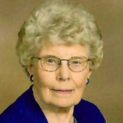 Annabell M. Benson's Image