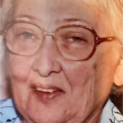 Geraldine M. Bender Perry's Image