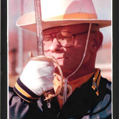 Milton Eugene Rider's Image